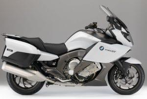 BMW-K1600GT- Blanche
