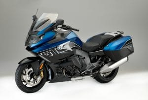 bmw k1600GTBleue