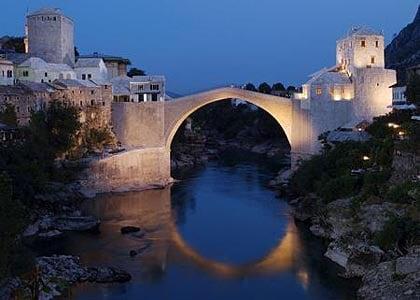 Read more about the article 13 Août 2014 – En route pour Mostar Bosnie Herzegovine