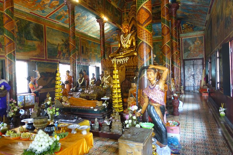 Apres-midi à Phnom Penh