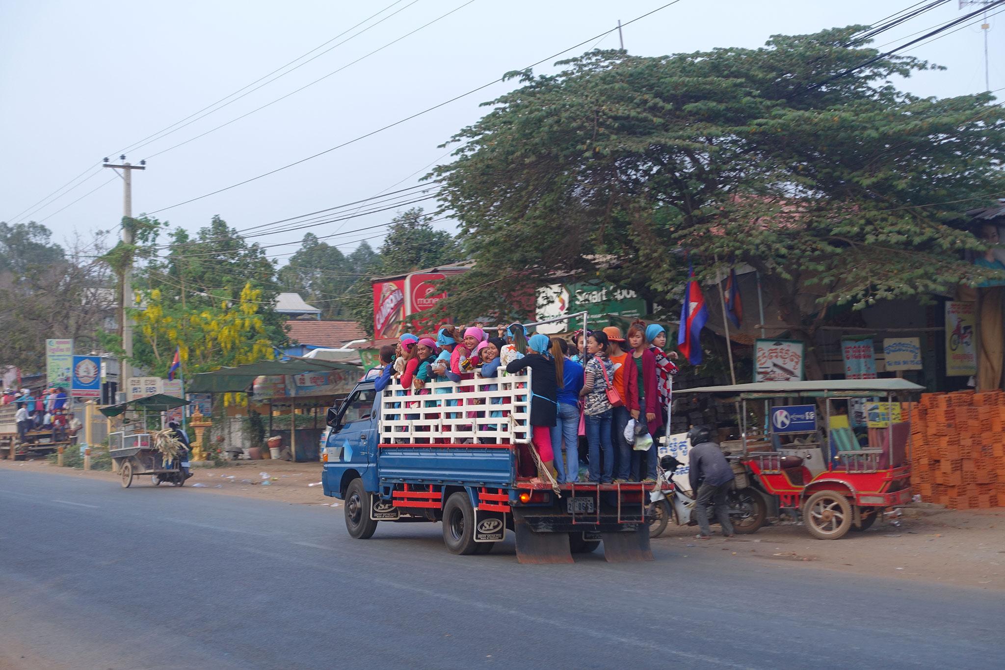 Direction Phnom Penh