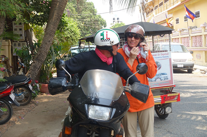 Phnom Peine épatant