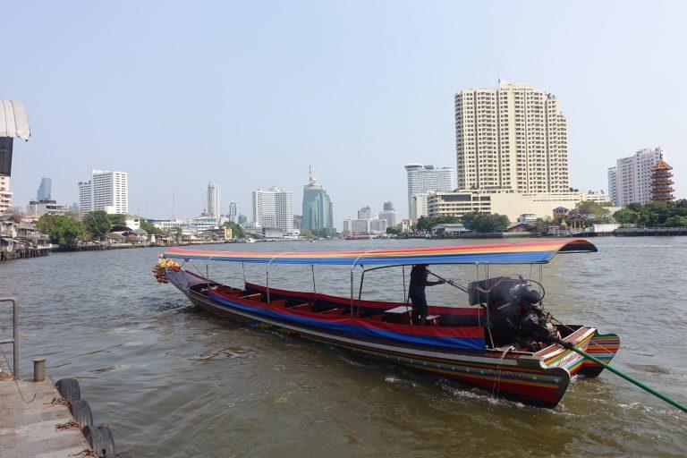 Read more about the article Les Klongs de Bangkok