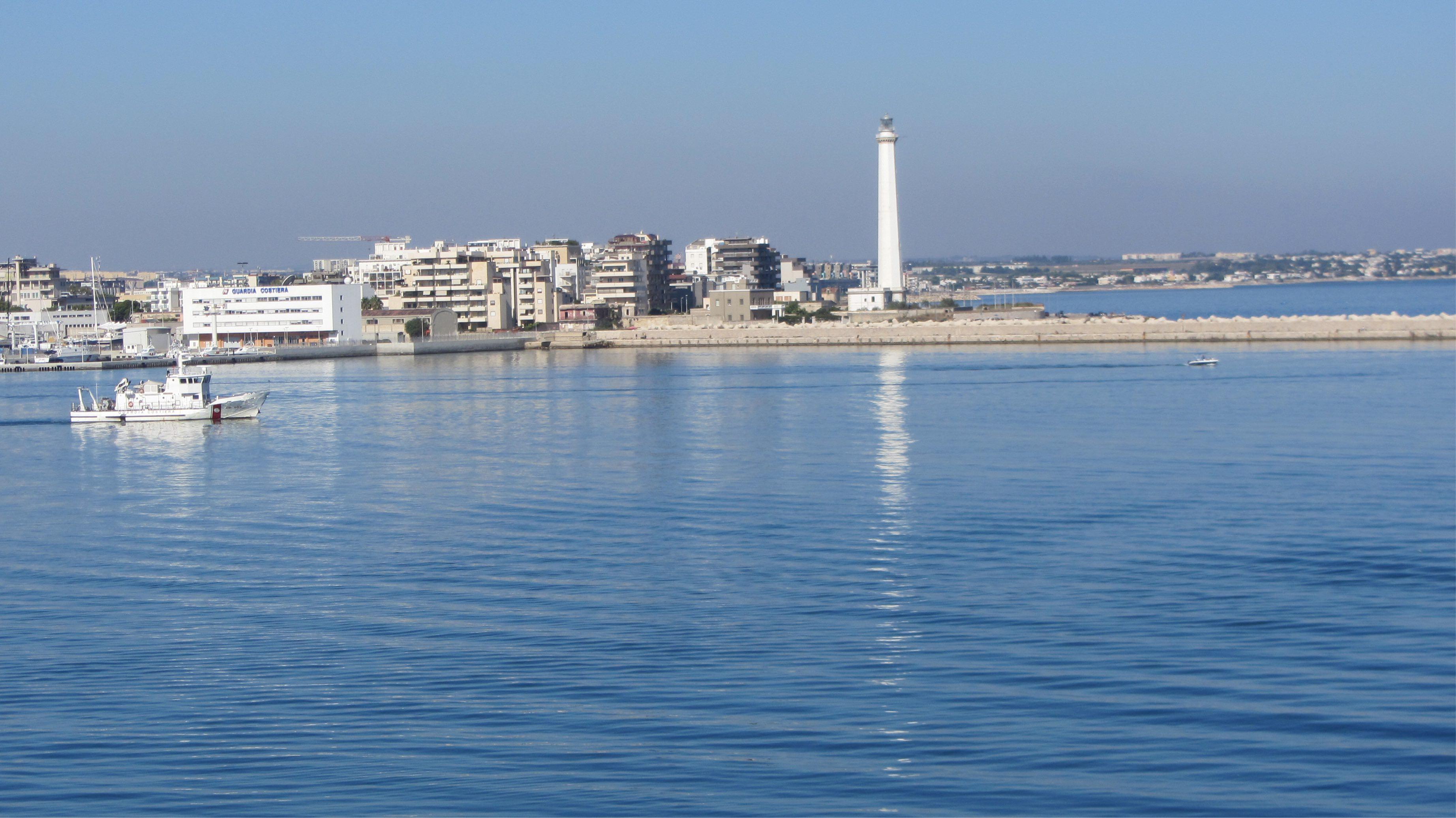 Corfou – Bari