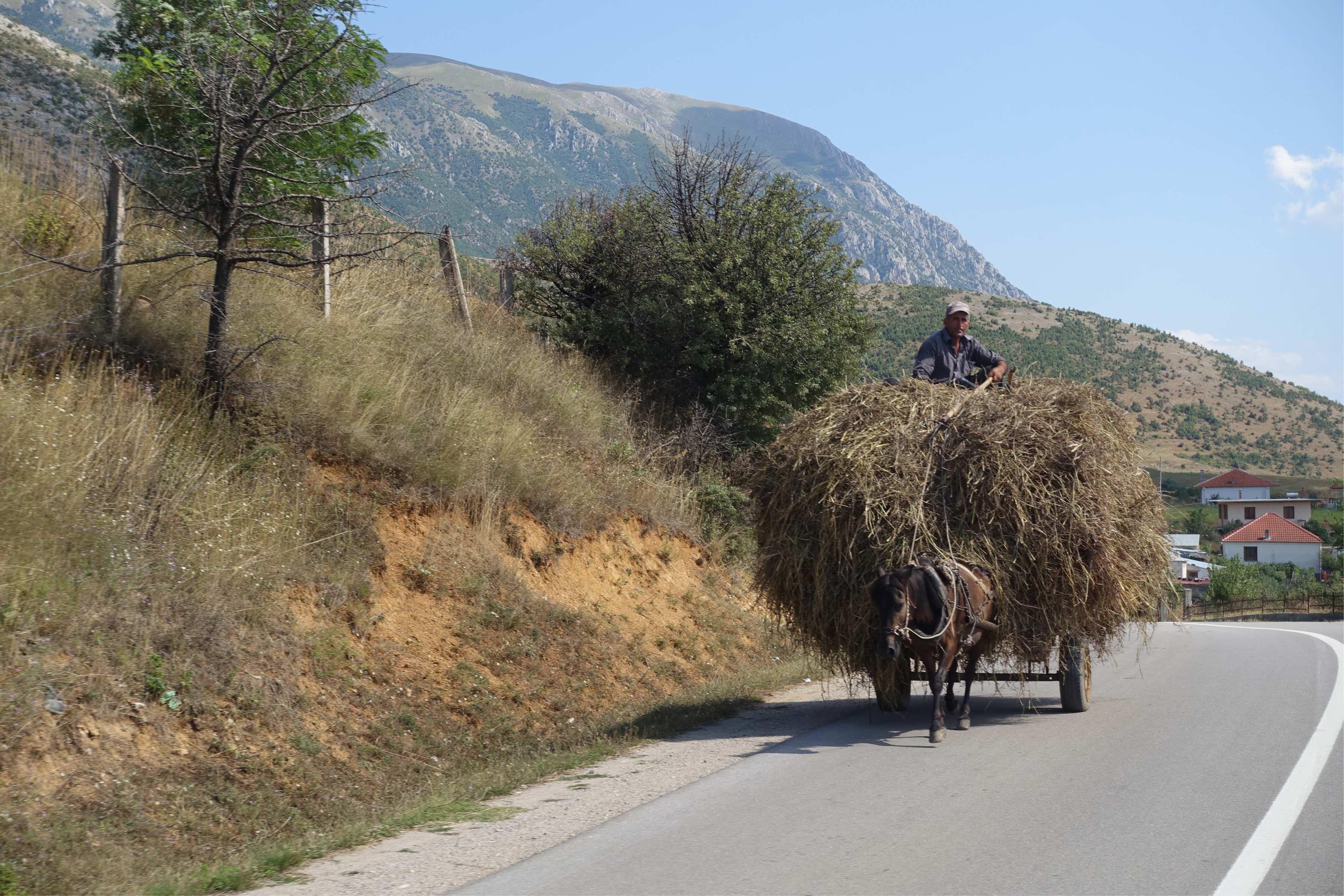 15 Août 2014 – Traversée de l'Albanie