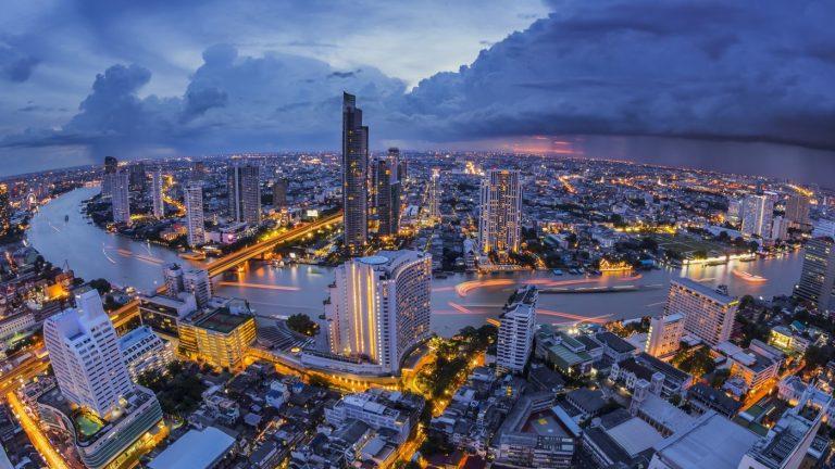 Retour sur Bangkok