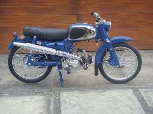 HONDA 50 1970