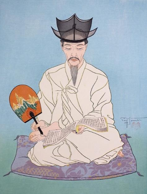 Les-vieux-manuscrits-Seoul