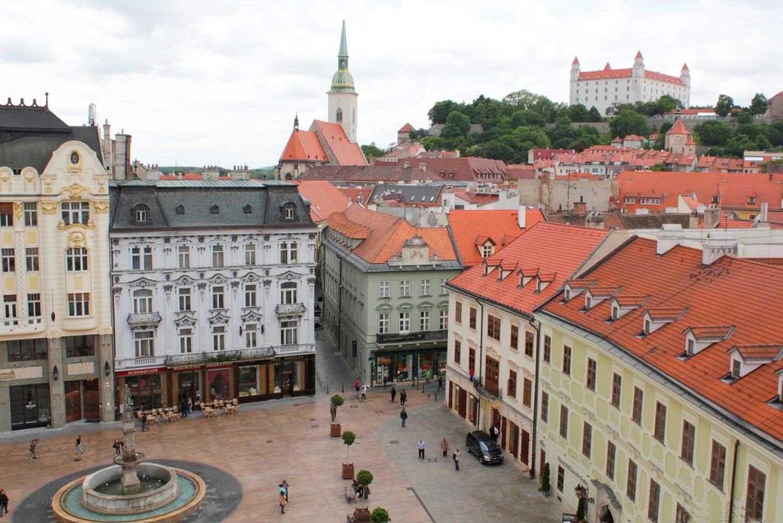 20 Août 2014 – Bratislava – Stuttgart via Salzbourg et Munich