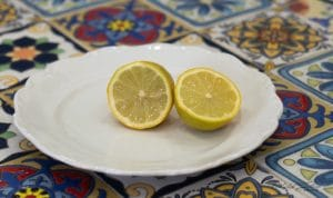 Citron du jardin