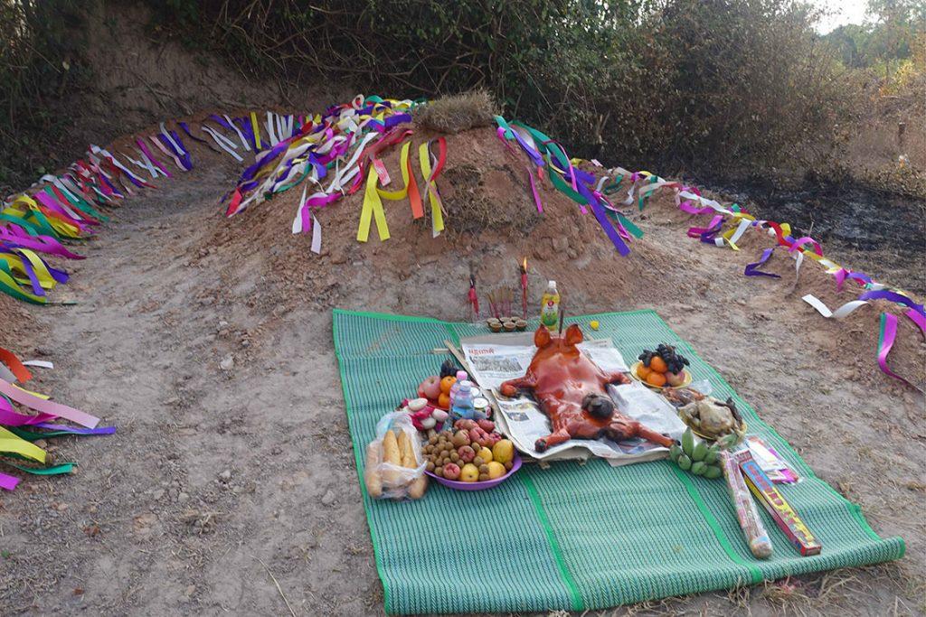 Veillée funéraire chinoise